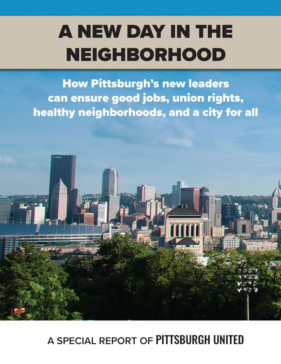 Cover of New Day in the Neighborhood report